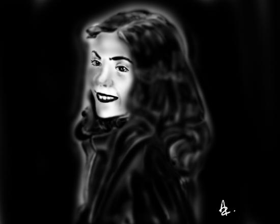 Isabelle Fuhrman by Ledzep